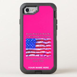 Capa Para iPhone 8/7 OtterBox Defender Uma nação dividida