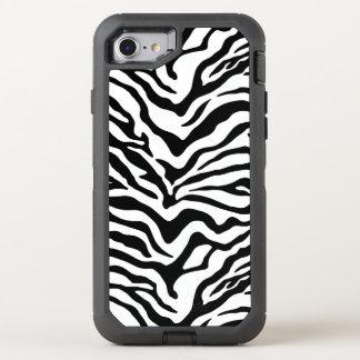 Capa Para iPhone 8/7 OtterBox Defender Zebra