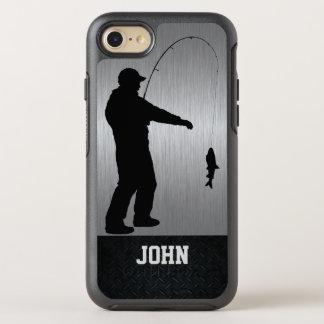 Capa Para iPhone 8/7 OtterBox Symmetry A capa de telefone conhecida dos homens da pesca