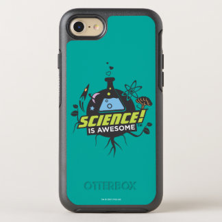 Capa Para iPhone 8/7 OtterBox Symmetry A ciência é impressionante