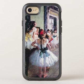 Capa Para iPhone 8/7 OtterBox Symmetry A classe de dança por Edgar Degas, arte do balé do
