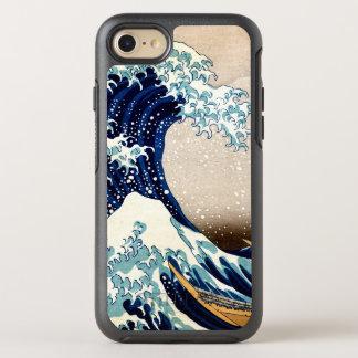 Capa Para iPhone 8/7 OtterBox Symmetry A grande onda fora de Kanagawa