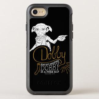 Capa Para iPhone 8/7 OtterBox Symmetry A maquineta de Harry Potter | não tem nenhum