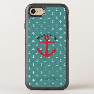 Capa Para iPhone 8/7 OtterBox Symmetry A navigação está vivendo!