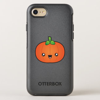 Capa Para iPhone 8/7 OtterBox Symmetry Abóbora bonito do Dia das Bruxas