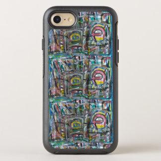 Capa Para iPhone 8/7 OtterBox Symmetry Abstrato