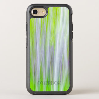 Capa Para iPhone 8/7 OtterBox Symmetry Abstrato da fuga do rio das árvores | Yakima de