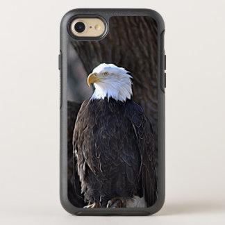 Capa Para iPhone 8/7 OtterBox Symmetry Águia americana americana