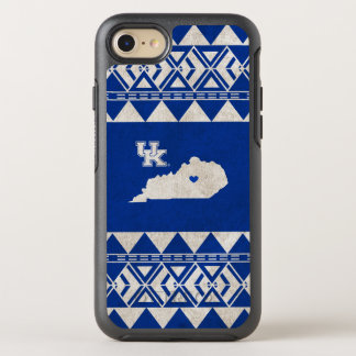 Capa Para iPhone 8/7 OtterBox Symmetry Amor tribal do estado de Kentucky |