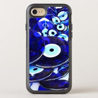 Capa Para iPhone 8/7 OtterBox Symmetry Amuletos azuis do olho mau