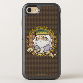 Capa Para iPhone 8/7 OtterBox Symmetry Anime Dumbledore