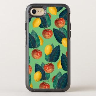 Capa Para iPhone 8/7 OtterBox Symmetry aples e verde dos limões