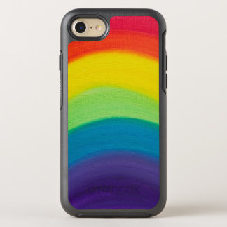 Capa Para iPhone 8/7 OtterBox Symmetry Arco-íris