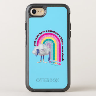 Capa Para iPhone 8/7 OtterBox Symmetry Arco-íris da cara da nuvem dos troll  
