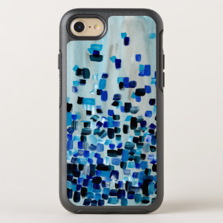 Capa Para iPhone 8/7 OtterBox Symmetry Arte azul