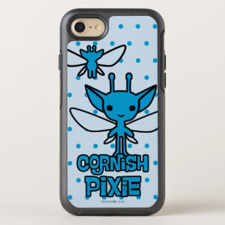 Capa Para iPhone 8/7 OtterBox Symmetry Arte Cornish do caráter do duende dos desenhos