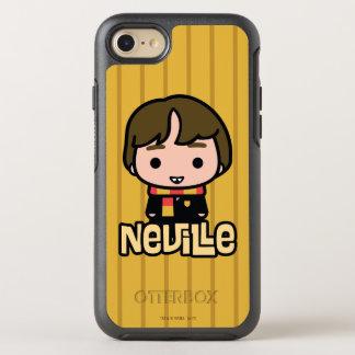 Capa Para iPhone 8/7 OtterBox Symmetry Arte do personagem de desenho animado de Neville