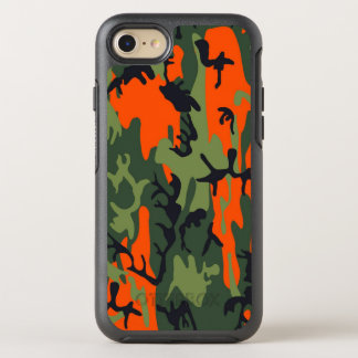 Capa Para iPhone 8/7 OtterBox Symmetry As forças armadas do exército de Como da