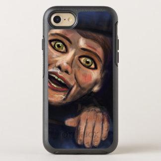 Capa Para iPhone 8/7 OtterBox Symmetry automatonophobia - manequim de vida