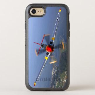 Capa Para iPhone 8/7 OtterBox Symmetry Aviões de lutador do mustang P-51