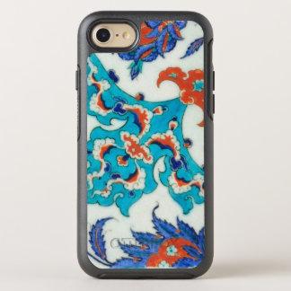 Capa Para iPhone 8/7 OtterBox Symmetry azulejo do iznik