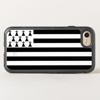 Capa Para iPhone 8/7 OtterBox Symmetry Bandeira de capas de iphone de Brittany OtterBox
