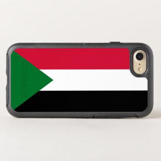 Capa Para iPhone 8/7 OtterBox Symmetry Bandeira de capas de iphone de Sudão OtterBox