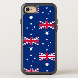 Capa Para iPhone 8/7 OtterBox Symmetry Bandeira nacional de Austrália