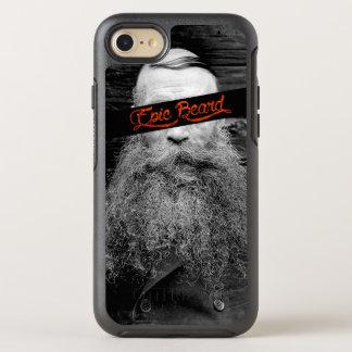 Capa Para iPhone 8/7 OtterBox Symmetry Barba épico