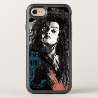 Capa Para iPhone 8/7 OtterBox Symmetry Bellatrix Lestrange 6