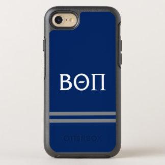 Capa Para iPhone 8/7 OtterBox Symmetry Beta listra do esporte do Pi | da teta