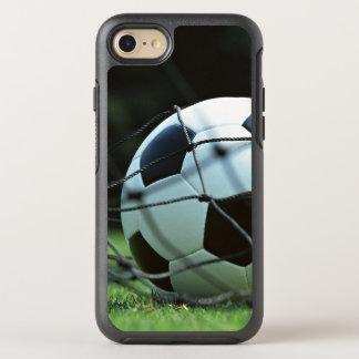 Capa Para iPhone 8/7 OtterBox Symmetry Bola de futebol 3
