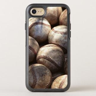 Capa Para iPhone 8/7 OtterBox Symmetry Bola do basebol