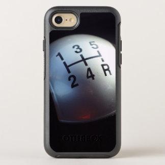 Capa Para iPhone 8/7 OtterBox Symmetry Botão do deslocamento de engrenagem de 5