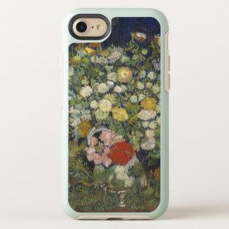 Capa Para iPhone 8/7 OtterBox Symmetry Buquê das flores em um vaso