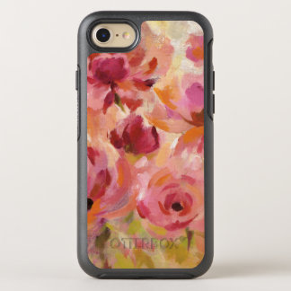 Capa Para iPhone 8/7 OtterBox Symmetry Buquê dos rosas