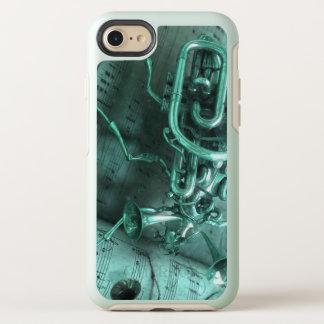 Capa Para iPhone 8/7 OtterBox Symmetry Caixa verde da lontra do caso do cobrir do