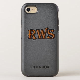 Capa Para iPhone 8/7 OtterBox Symmetry Campanha publicitária da equipe