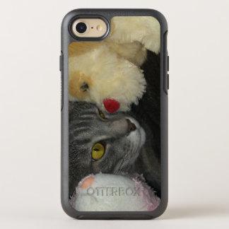 Capa Para iPhone 8/7 OtterBox Symmetry Capa de telefone das pétalas
