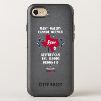 Capa Para iPhone 8/7 OtterBox Symmetry Capa de telefone de Harvey do furacão