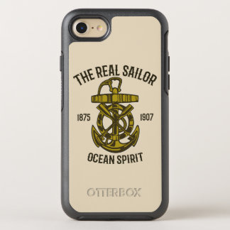 Capa Para iPhone 8/7 OtterBox Symmetry Capa de telefone de Otterbox do espírito do oceano