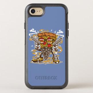 Capa Para iPhone 8/7 OtterBox Symmetry Capa de telefone de Otterbox do gângster da pizza