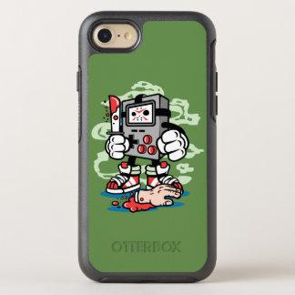 Capa Para iPhone 8/7 OtterBox Symmetry Capa de telefone de Otterbox dos assassinos dos