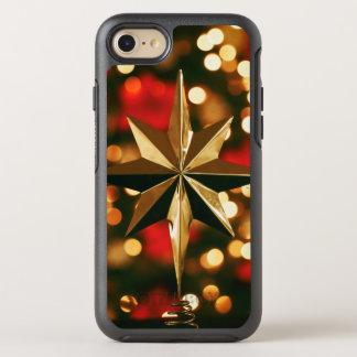 Capa Para iPhone 8/7 OtterBox Symmetry Capa de telefone dos enfeites de natal