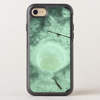 Capa Para iPhone 8/7 OtterBox Symmetry Capa de telefone dos esportes de inverno da pesca