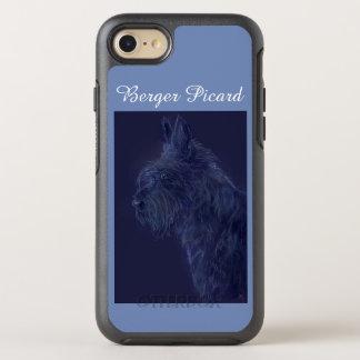 Capa Para iPhone 8/7 OtterBox Symmetry Capa de telefone rajado de Berger Picard