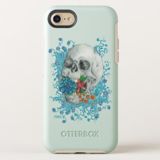 Capa Para iPhone 8/7 OtterBox Symmetry Capas de iphone do crânio