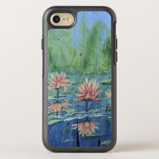Capa Para iPhone 8/7 OtterBox Symmetry Capas de iphone emocionantes coloridas dos lírios