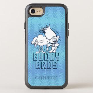 Capa Para iPhone 8/7 OtterBox Symmetry Cara da nuvem dos troll | & ramo - amigo Bros