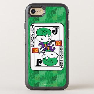 Capa Para iPhone 8/7 OtterBox Symmetry Cartão de jogo do palhaço de Chibi